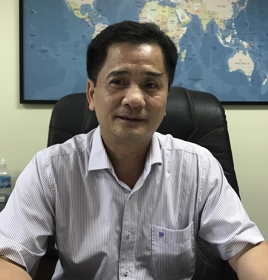Ông Nguyễn Văn Đính, Tổng thư ký Hội Môi giới bất động sản