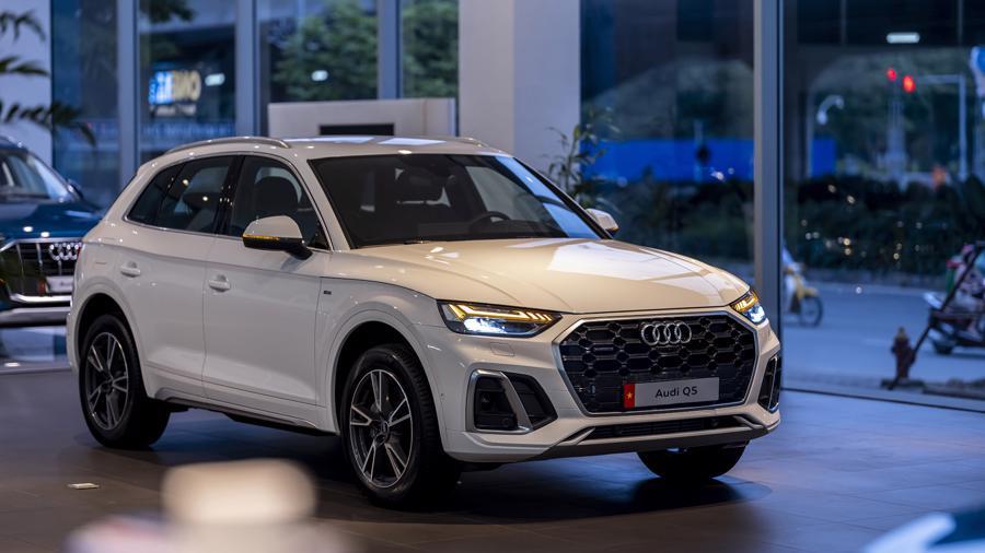 Audi Q 5 2021