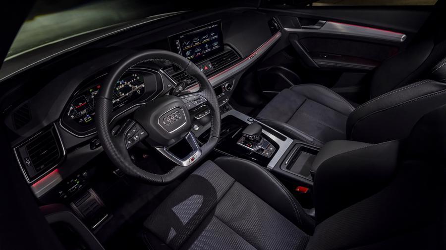 Audi Q 5 2021 nội thất