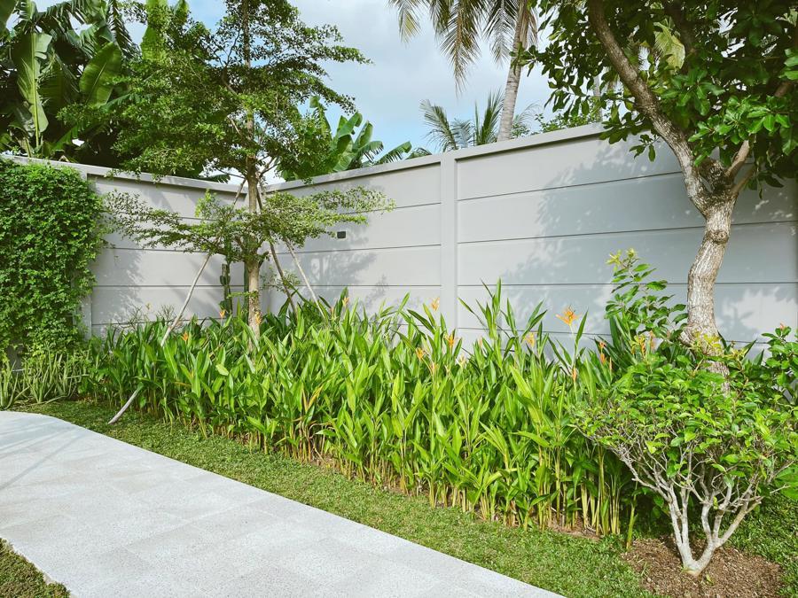 """Khu vườn nhiệt đới tạo nên một """"không gian đáng sống"""" - Ảnh 4"""