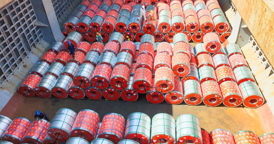 TVP xác định mục tiêu, hướng đi là trở thành một công ty chuyên ngành, dẫn đầu thị trường Việt Nam và khu vực Đông Nam Á trong lĩnh vực sản xuất - cung cấp các sản phẩm tôn mạ và ống thép các loại.