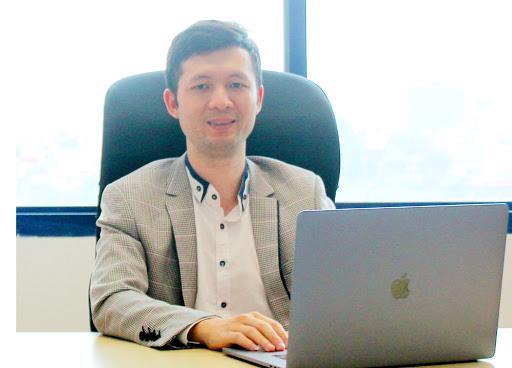 Ông Đặng Thành Trung, CIO,Đồng sáng lập Công ty Công nghệ ezClound Toàn cầu