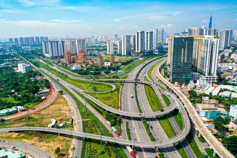 Thành phố Thủ Đức sẽ được phát triển theomô hình đô thị sáng tạo tương tác cao.