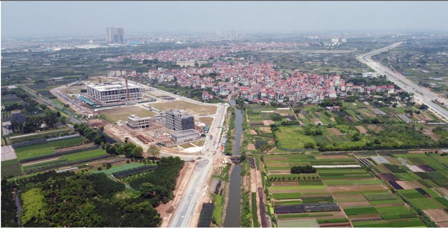 Hà Nội khảo sát tình hình thực hiện Luật đất đai tại quận Bắc Từ Liêm và Hà Đông - Ảnh 1