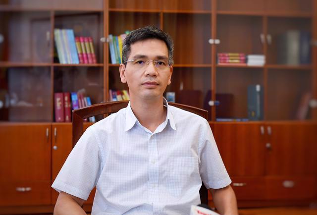 Ông Võ Thành Hưng, Vụ trưởng Vụ Ngân sách nhà nước - Bộ Tài chính.