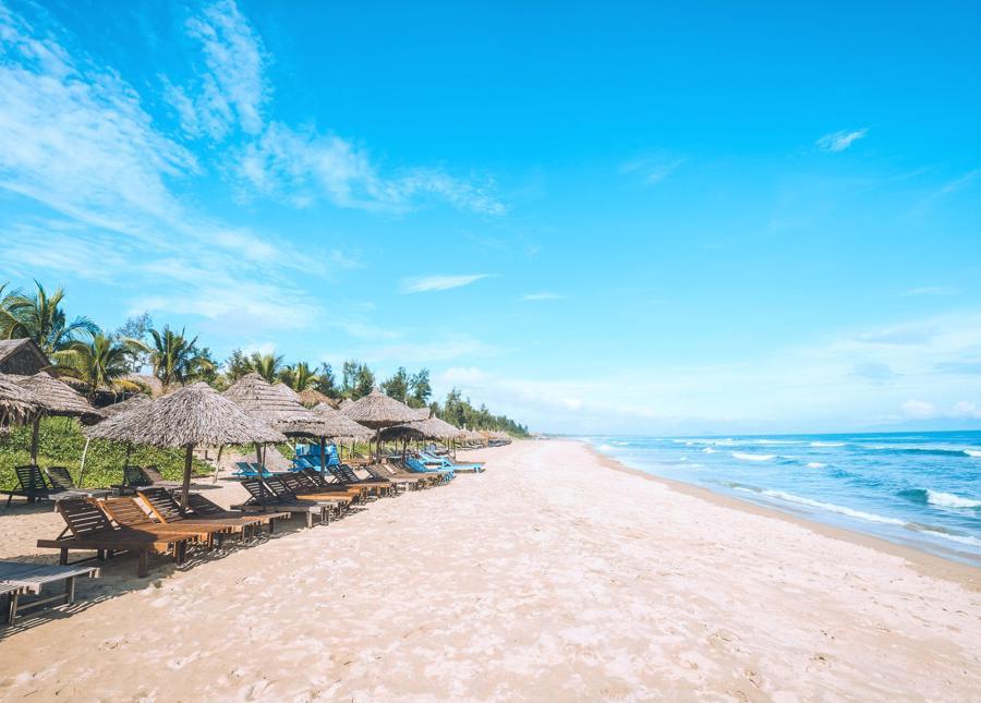 Bãi biển An Bàng (Hội An).
