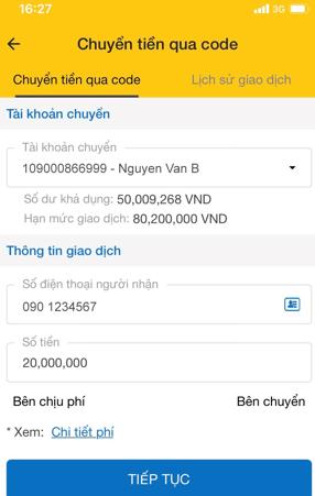 Top 5 tính năng không thể bỏ lỡ trên PV Mobile Banking - Ảnh 1