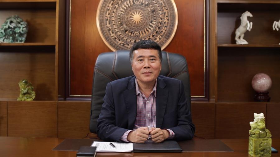 CEO Trương Sỹ Bá:Dành trọn tâm huyết làm nên gạo ngon - Ảnh 1
