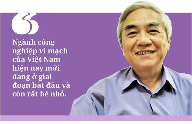 Bài 3: Vì sao chưa có công nghiệp chip Việt Nam? - Ảnh 3