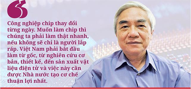 Bài 3: Vì sao chưa có công nghiệp chip Việt Nam? - Ảnh 6