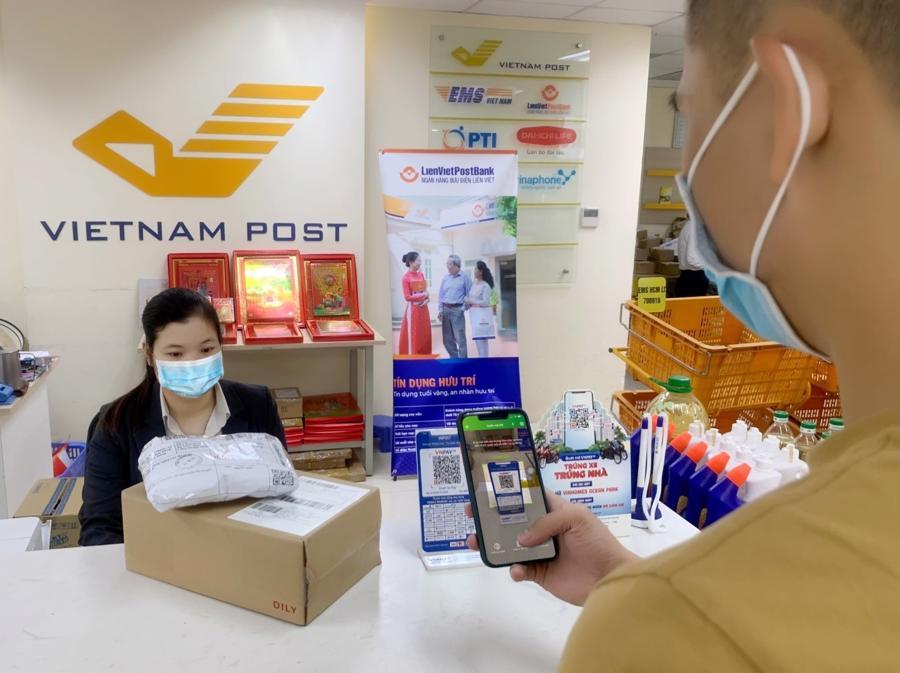 Vietnam Post kì vọng dịch vụ sẽ mở ra nhiều cơ hội kinh doanh mới, đặc biệt đối với các dịch vụ số.