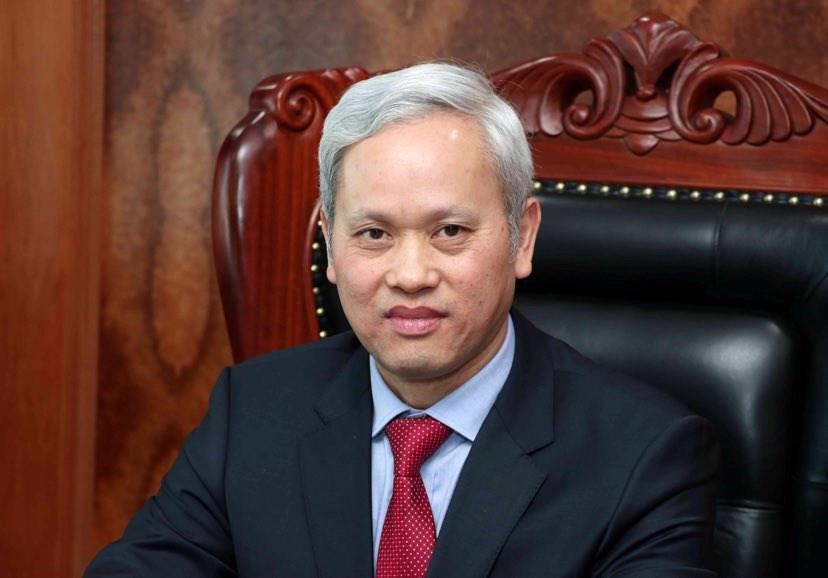Ông Nguyễn Bích Lâm, nguyên Tổng cục trưởng Tổng cục Thống kê
