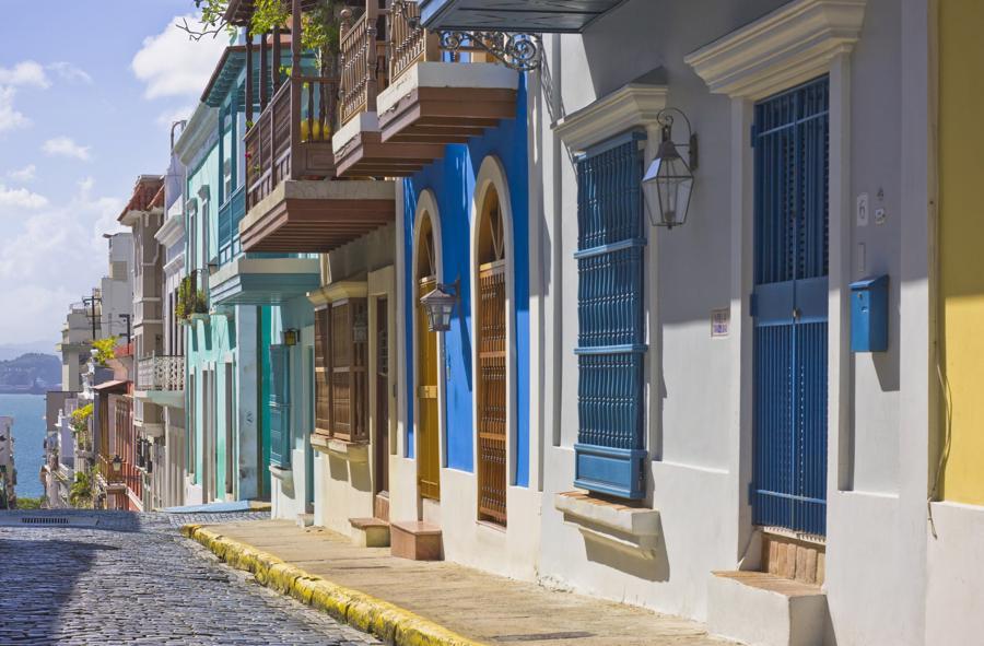 Tại Puerto Rico, du kháchkhông có kết quả trong vòng 48 giờ sau khi nhập cảnh có thể bị phạt 300 USD - Ảnh: Getty Images