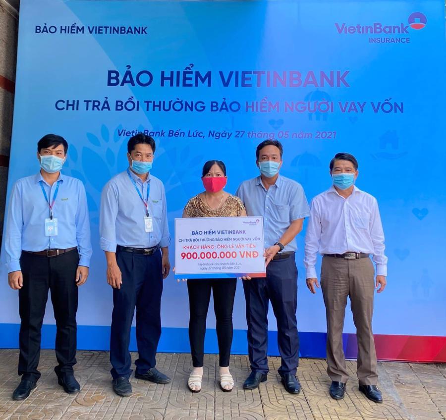 Bảo hiểm Vietinbank đồng hành cùng khách hàng vay vốn vượt qua khó khăn - Ảnh 1