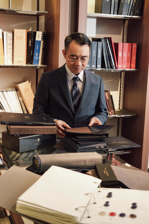 Ông Nguyễn Trọng Phi Chủ tịch HĐQT Giovanni Group.