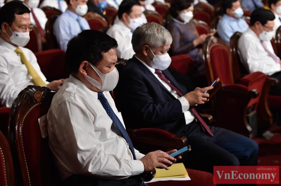 Lễ ra mắt Quỹ vaccine phòng, chống Covid-19 - Ảnh 1