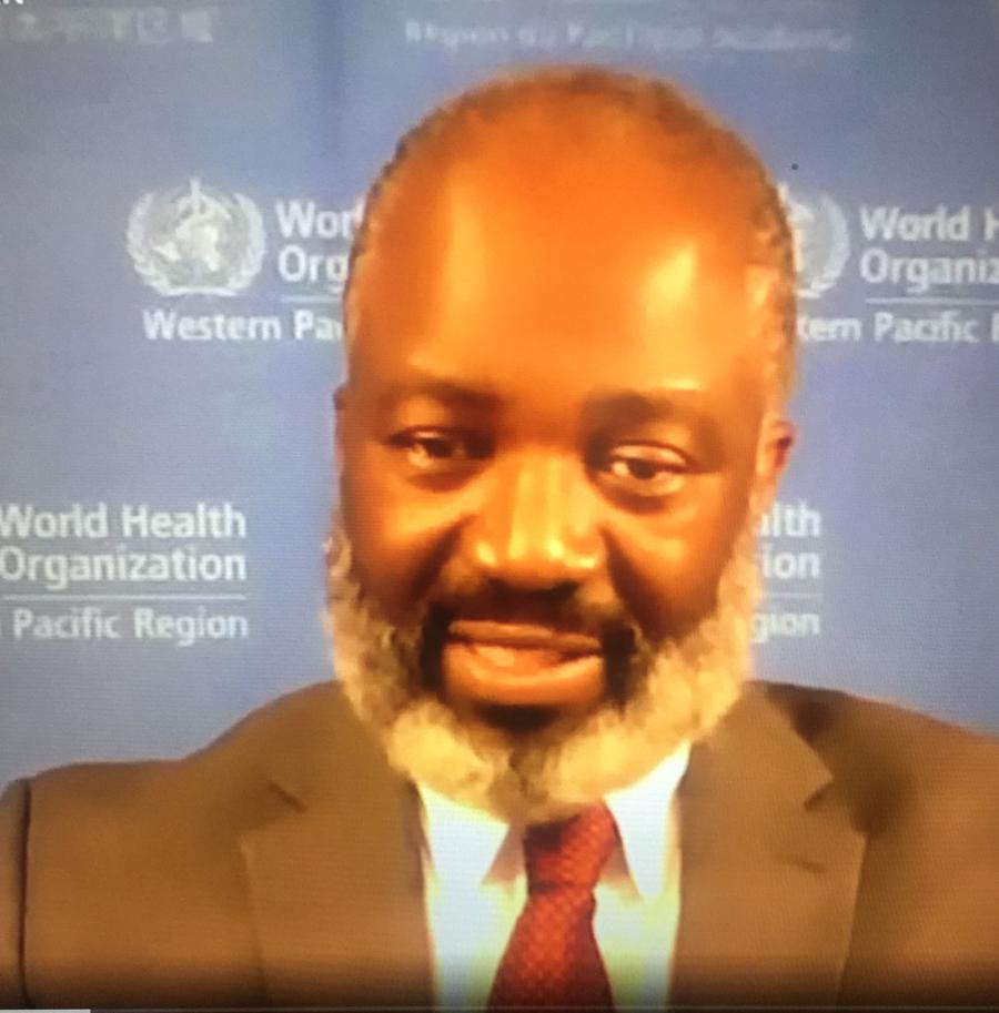 TS. Babatunde Olowokure, Giám đốc tình trạng khẩn cấp khu vực Tây Thái Bình Dươnng, Tổ chức Y tế thế giới