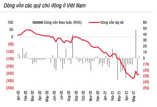 Tiền dồn dập vào các quỹ đầu tư chủ động tại Việt Nam sau 8 tháng rút ròng - Ảnh 2