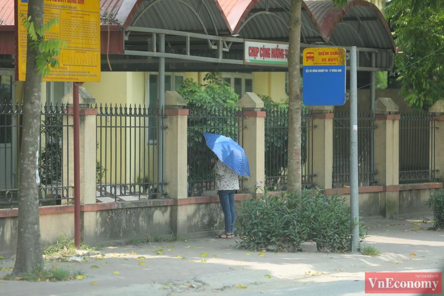 Quang cảnh Bệnh viện Bắc Thăng Long sau khi ghi nhận ca Covid-19 - Ảnh 5