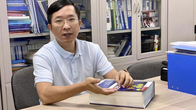 TS.BS. Phạm Quang Thái, Phó trưởng khoa Kiểm soát bệnh truyền nhiễm, Viện Vệ sinh dịch tễ Trung ương