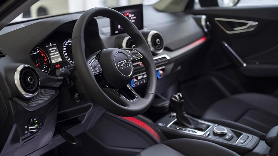 nội thất Audi Q2 2021