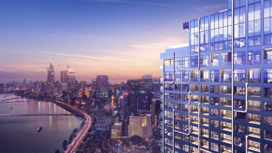 Chủ tịch HoREA đánh giá cao dự án bất động sản hàng hiệu Grand Marina - Ảnh 1