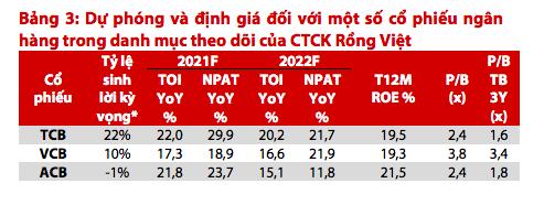 VDSC: VCB, TCB sẽ dẫn dắt VN-Index trong tháng 6, thận trọng với VPB, STB vì giá quá cao - Ảnh 2