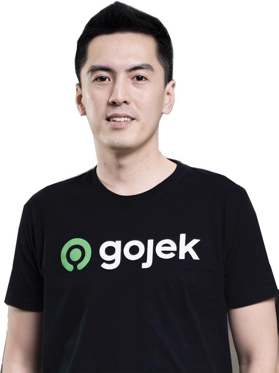 Ông Phùng Tuấn Đức, Tổng giám đốc Gojek Việt Nam
