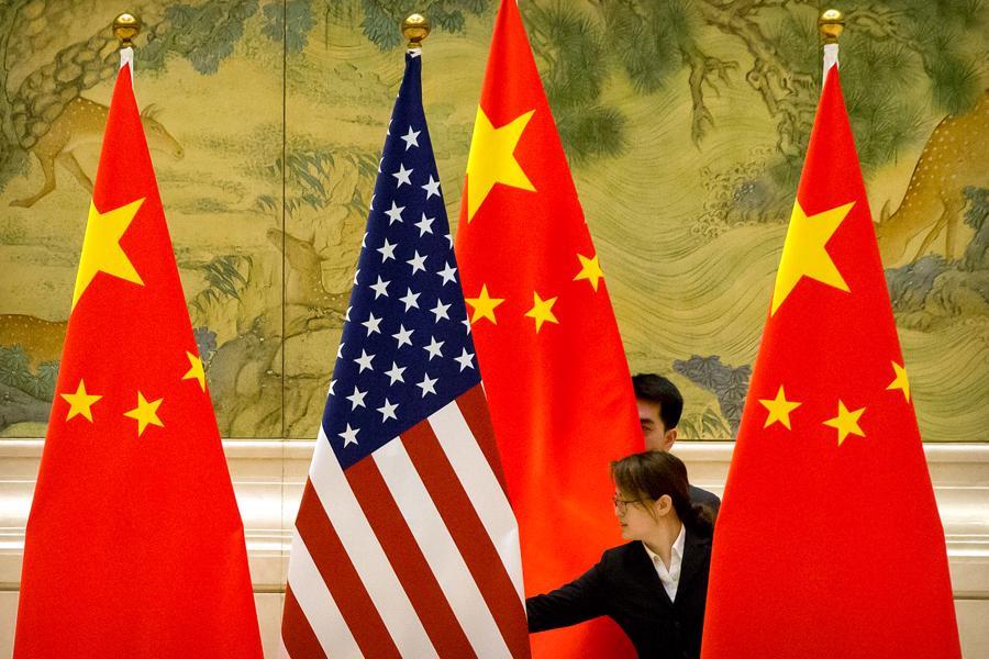 Căng thẳng giữa Mỹ và Trung Quốc chưa có dấu hiệu hạ nhiệt - Ảnh: Reuters