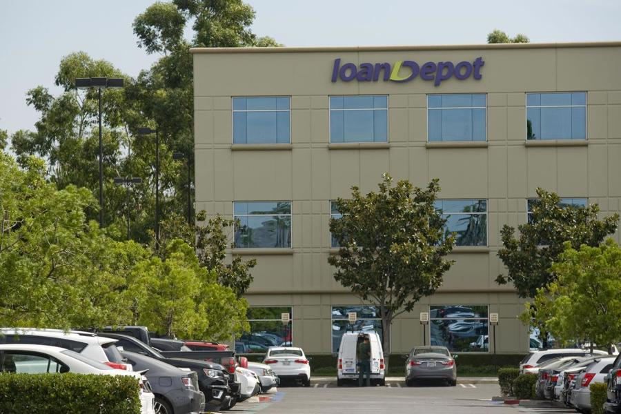 Trụ sở LoanDepot tại bangCalifornia - Ảnh:LoanDepot