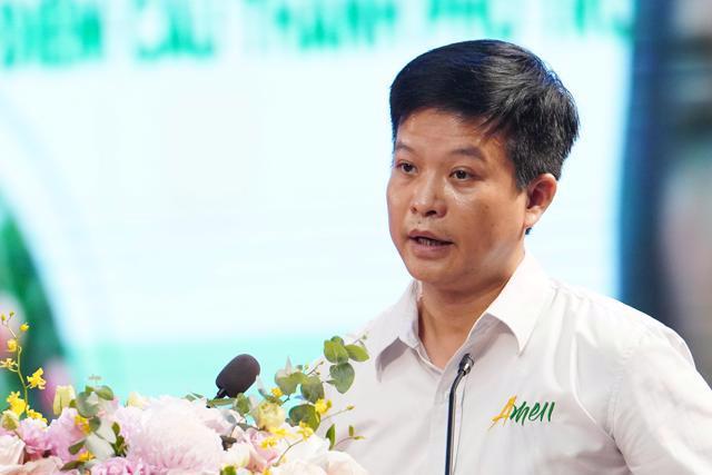 Ông Nguyễn Khắc Tiến,Chủ tịch HĐQT Công ty CP Ameii Việt Nam.