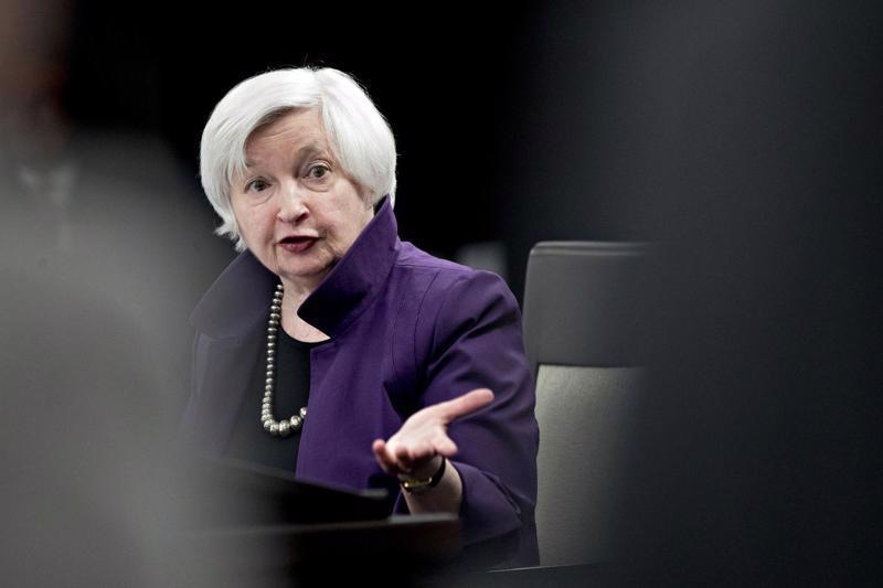Bộ trưởng Bộ Tài chính Mỹ Janet Yellen - Ảnh: Bloomberg.
