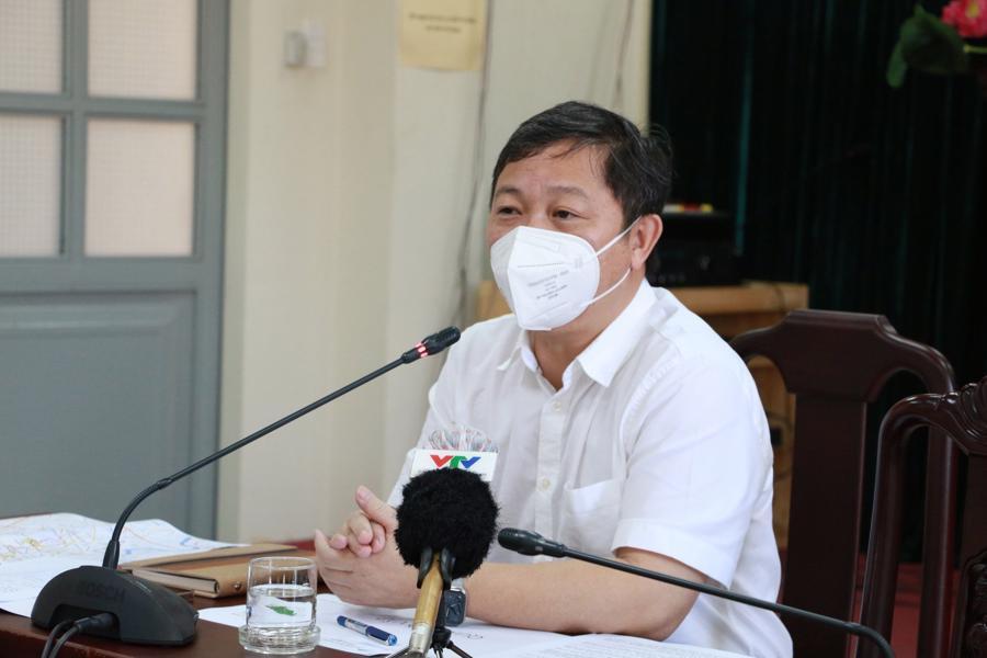 Ông Dương Anh Đức, Phó Chủ tịch Ủy ban nhân dân TP.HCM