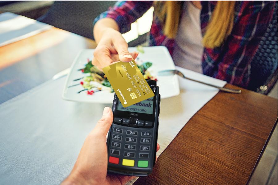 Dịch vụ thanh toán không tiếp xúc của Sacombank ngày càng phát triển và mở rộng, đặc biệt khi dịch Covid-19 bùng phát.