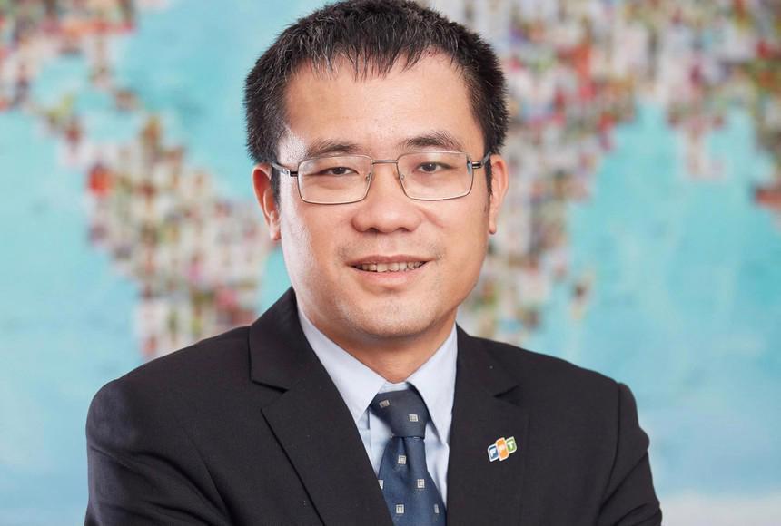 Ông Dương Dũng Triều, Chủ tịchCông ty Hệ thống thông tin FPT (FPT IS)