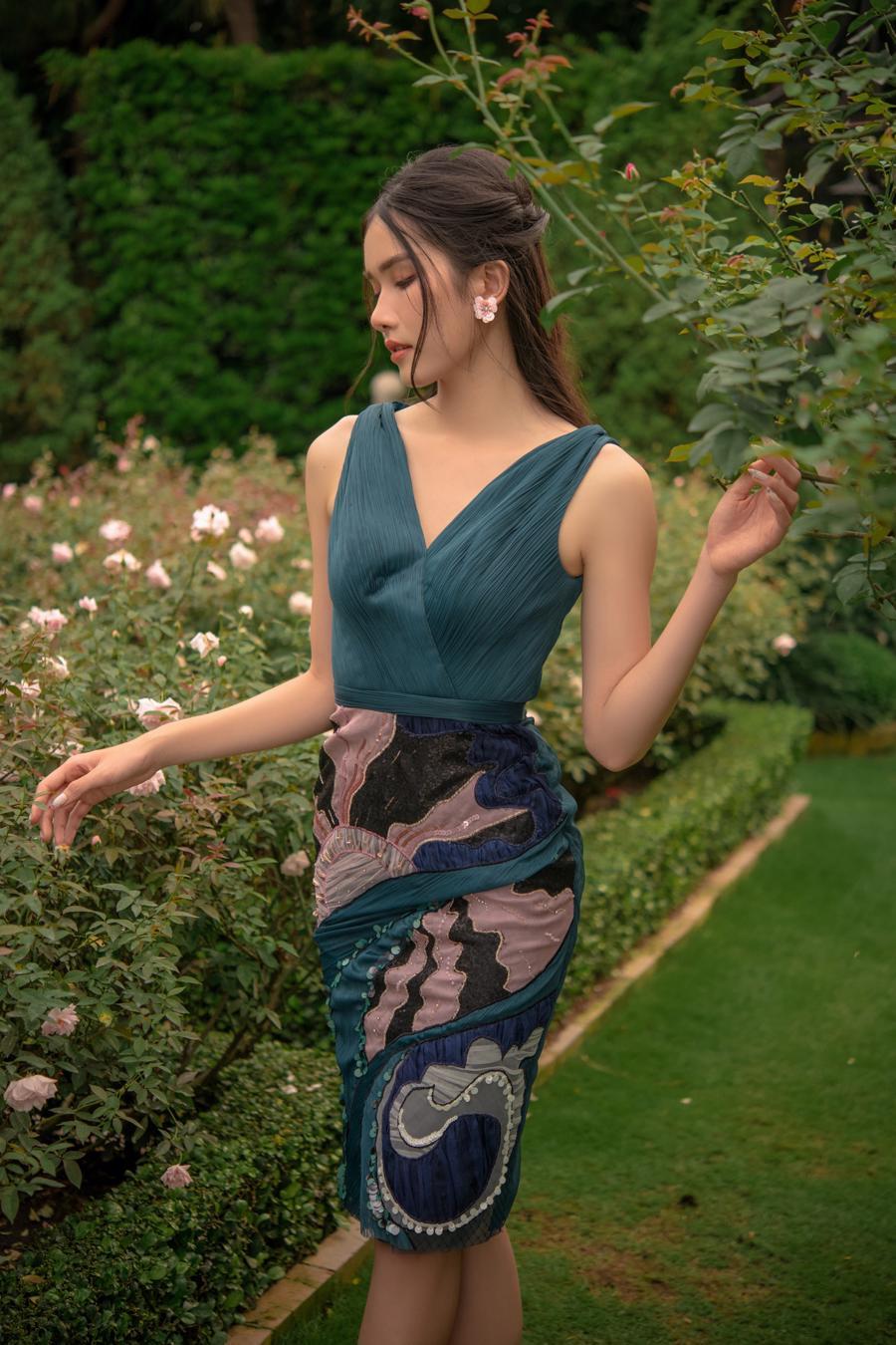 """Chọn trang phục hè theo phong cách """"nàng thơ"""" cùng Á hậu Phương Anh - Ảnh 1"""