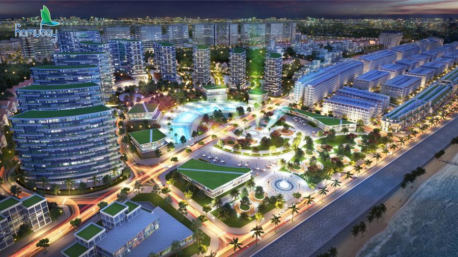 Hamubay: Dự án đắt giá trung tâm thành phố biển Phan Thiết - Ảnh 1