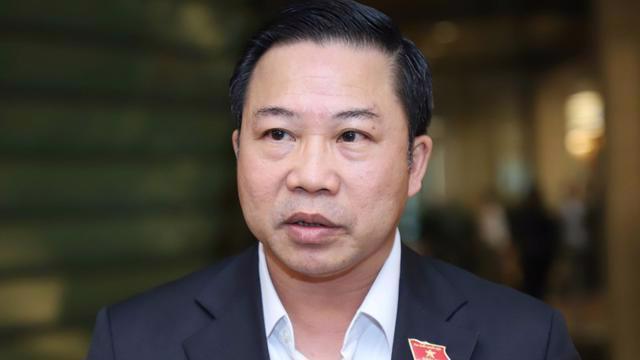 Ông Lưu Bình Nhưỡng, Phó trưởng ban Dân nguyện của Ủy ban Thường vụ Quốc hội