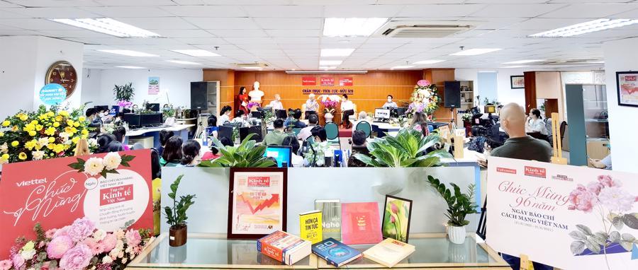 Một khí thế tươi mới của Tạp chí Kinh tế Việt Nam- VnEconomy