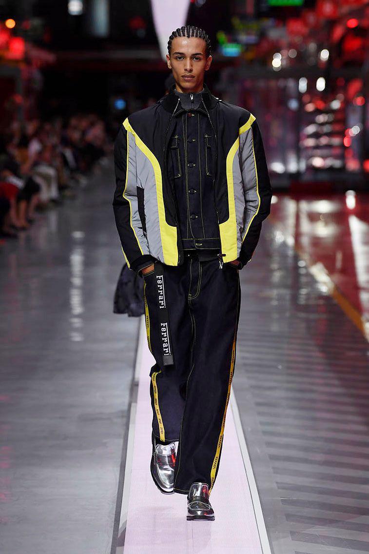 Ferrari lấn sân sang lĩnh vực thời trang - Ảnh 5