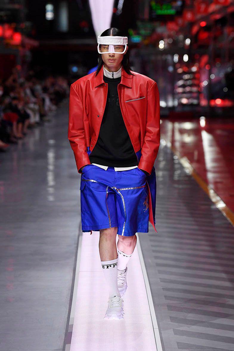 Ferrari lấn sân sang lĩnh vực thời trang - Ảnh 2