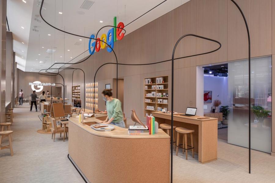 Cửa hàng bán lẻ đầu tiên của Google bán những gì? - Ảnh 2