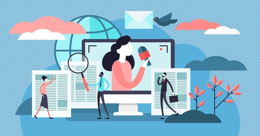 Công chúng có thể tiếp cận thông tin trên nhiều các nền tảng khác nhau: máy tính, thiết bị di động, báo trực tuyến và đặc biệt là các mạng xã hội như Facebook, YouTube, Zalo...