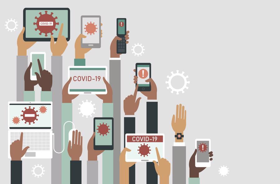 Một đặc điểm trong thời Covid-19 là khách hàng dành nhiều thời gian online hơn để giải trí, giao tiếp, tiêu dùng và làm việc.