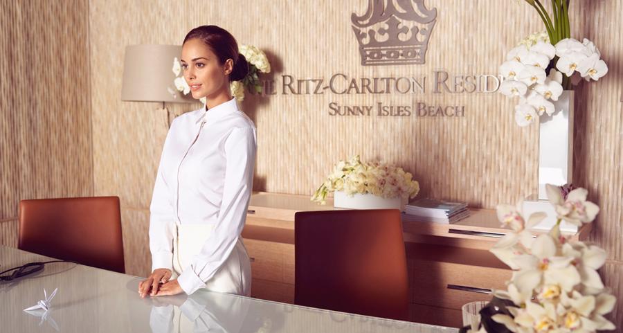Các dự án bất động sản hàng hiệu Marriott được quản lý chuyên nghiệp, tạo niềm tin cho khách hàng. Ảnh: Sunny Isles Property Venture LLC.
