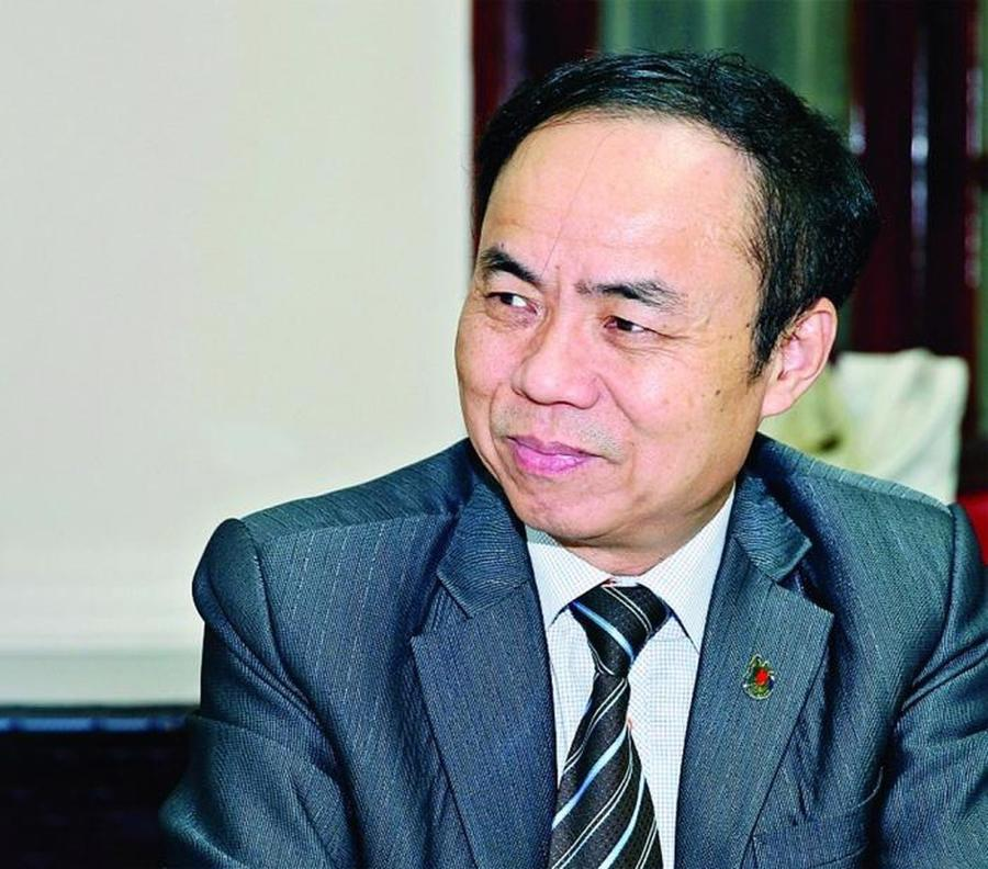 Nhà báo Trần Bá Dung, Trưởng Ban Nghiệp vụ Hội Nhà báo Việt Nam.