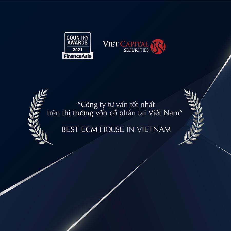 Finance Asia vinh danh chứng khoán Bản Việt - Ảnh 1