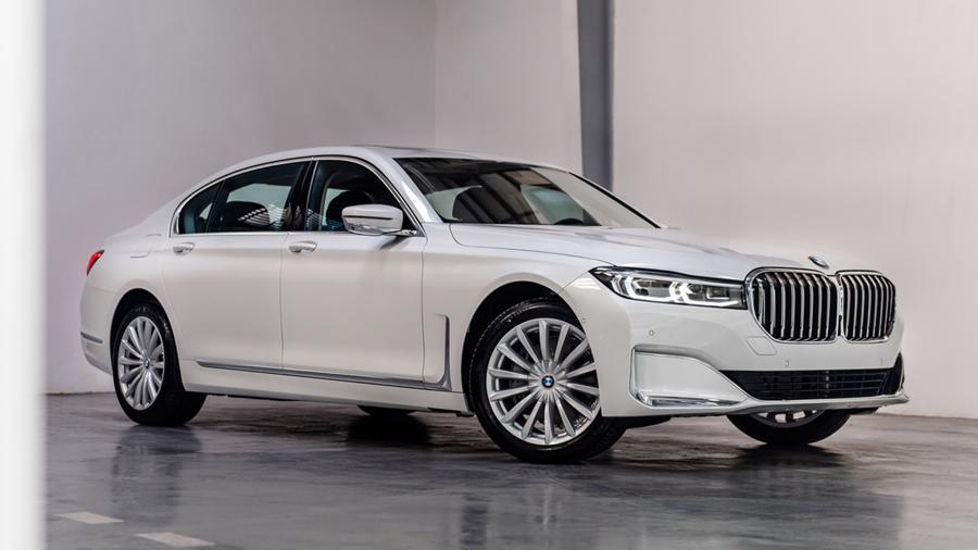 BMW 740 Li 2019