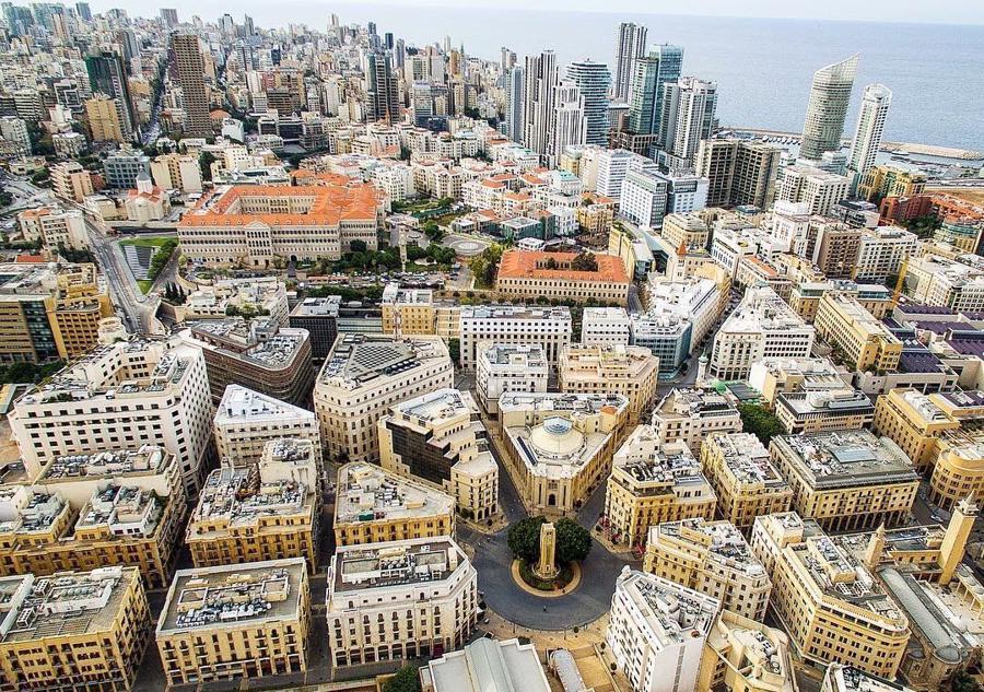 Thủ đô Beirut của Liban từ vị trí thứ 45 trong năm ngoái đột ngột nhảy lên vị trí thứ 3.