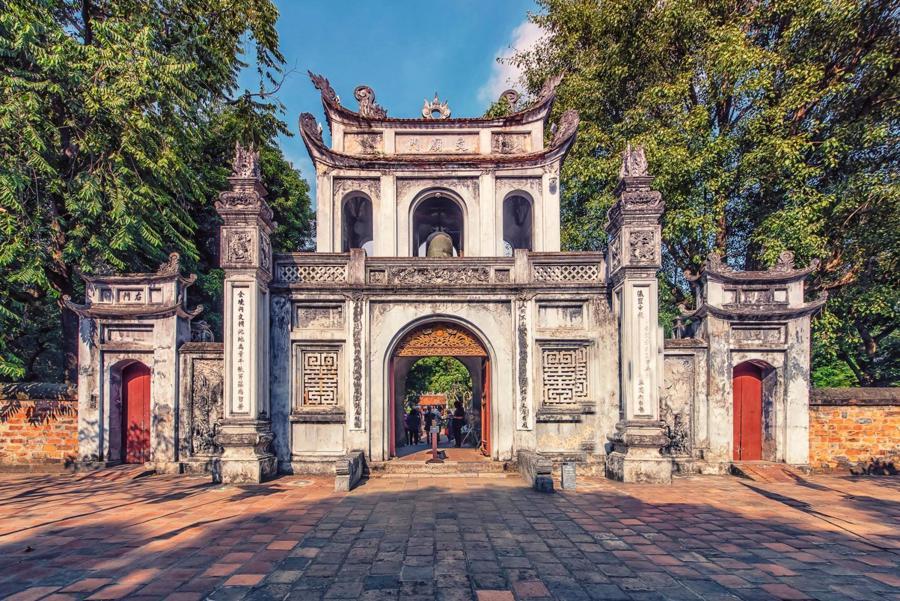 Ngành du lịch Hà Nội chủ động cơ cấu lại các sản phẩm du lịch mới, tập trung thu hút khách du lịch nội địa.